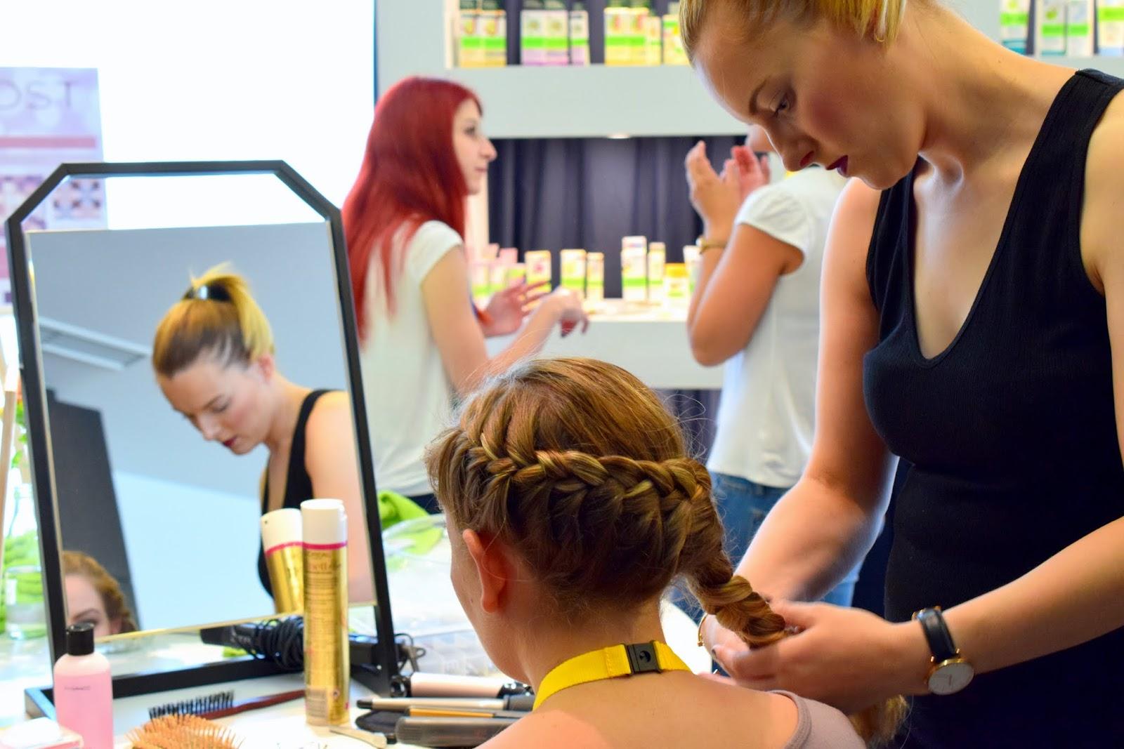 Alverde Beauty Werkstatt - Haarstyling