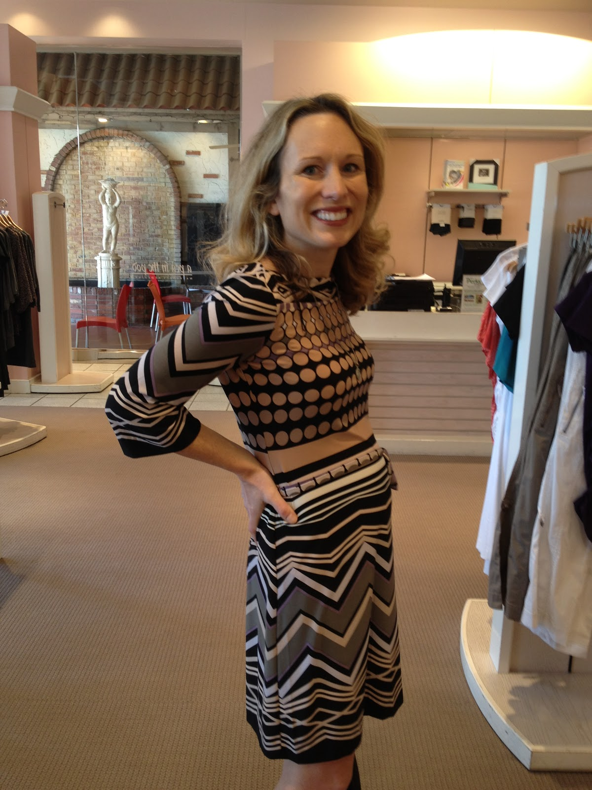 Heidi Klum Maternity Dresses