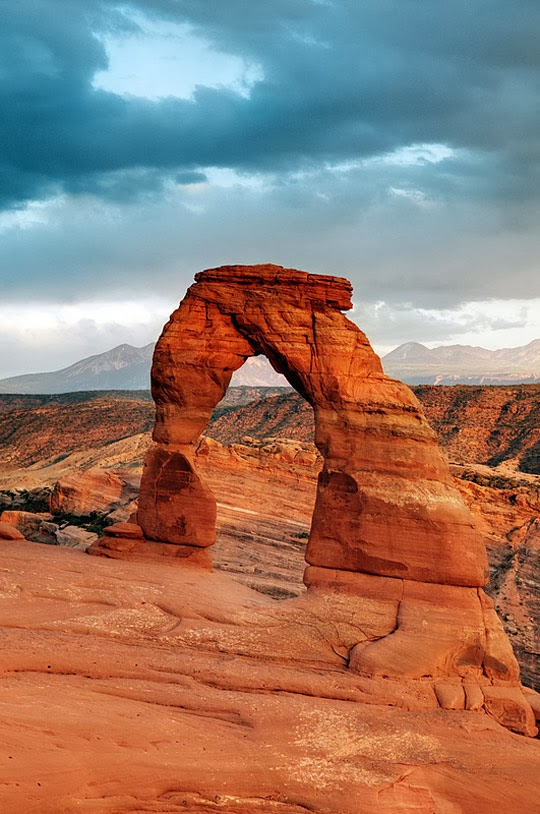 Delicate Arch, National Park, Arizona USA