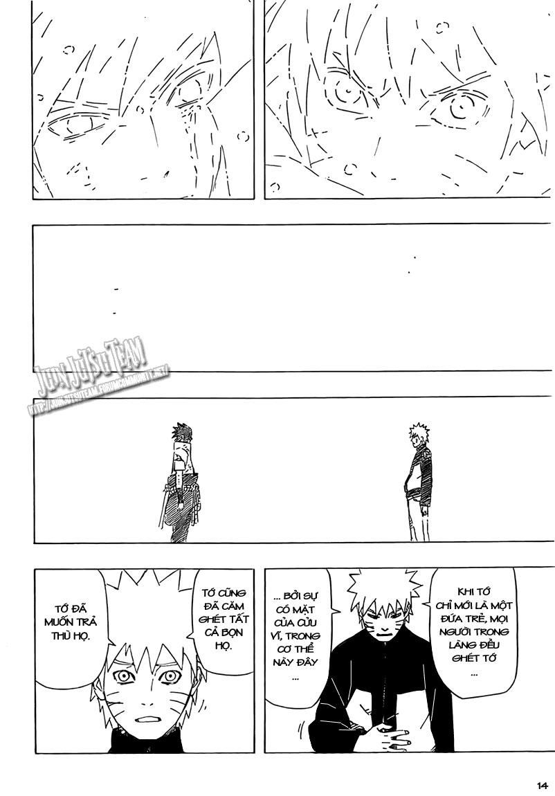 Naruto chap 485 Trang 13 - Mangak.info