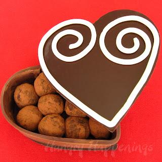 Chocolate Heart recipe