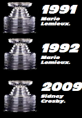 Stanley Cups.