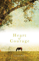 Heart of Courage, novel by Carmen Peone