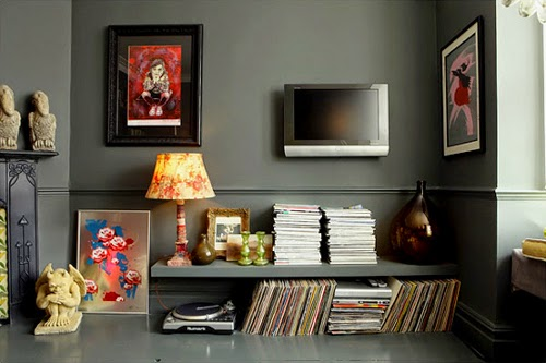 small living room with tv mount on wall designs