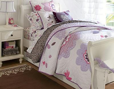 Dormitorios para ni as so adoras decorados en color lila for Cuartos para ninas color lila