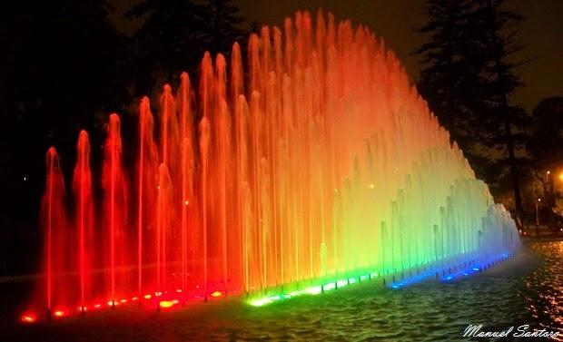 Lima. Circuito Magico del Agua