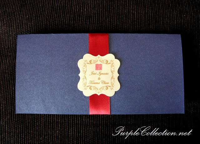 Royal Blue & Maroon Wedding Boarding Pass Card, Royal Blue and Maroon, Wedding, Boarding Pass Card, Boarding Pass Pocket, Royal Blue, Maroon, Marriage, Classy, Pass Card, Invitation