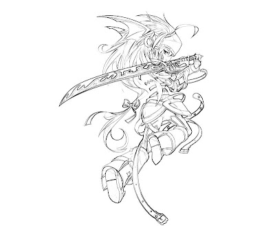 Free Sword Coloring Pages Colorings