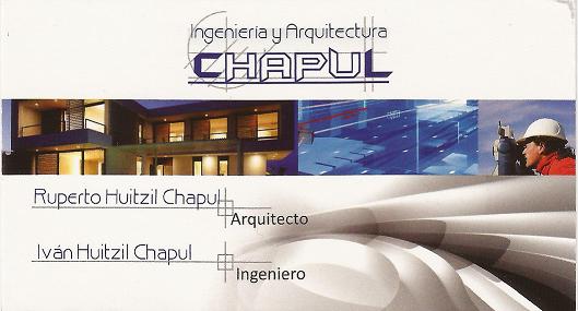 Arquitectura e ingenieria chapul - Arquitectura e ingenieria ...