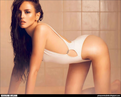 Georgina Wilson In Esquire 1