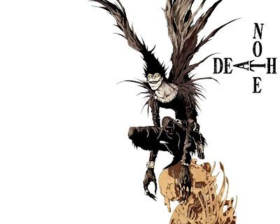 Wallpaper | Death Note | Ryuk | Shinigami