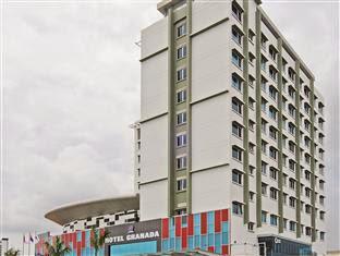 Hotel Murah Dekat Legoland - Hotel Granada Johor Bahru