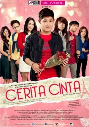 Sinopsis Film Cerita Cinta (2015)