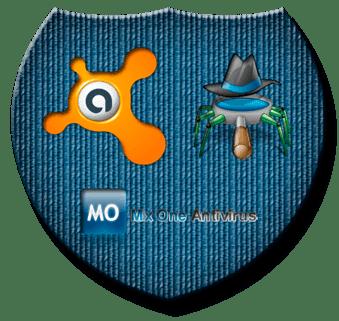 Logos de programas de protección antivirus gratuitos