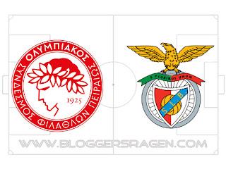 Prediksi Pertandingan Olympiakos vs Benfica
