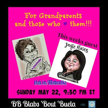 BB Blabs 'Bout Buela Sundays 930 pm ET