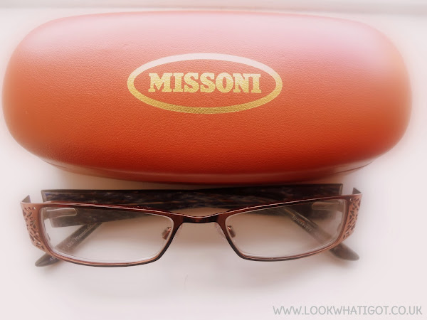 OOTD| SPECSAVERS MISSONI 26 GLASSES