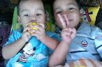 I'zzat Al-Faten & I'zzat Luqman