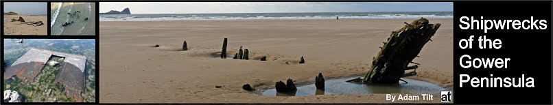 Gower Shipwrecks