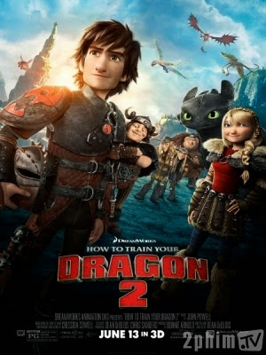 Phim How To Train Your Dragon 2