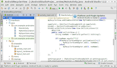 A Novel Android Studio 1.3 Is Available Inwards The Stable Channel