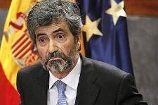 Carlos Lesmes, presidente del Tribunal Supremo y del Consejo General del Poder Judicial, en una imagen de archivo. / Efe