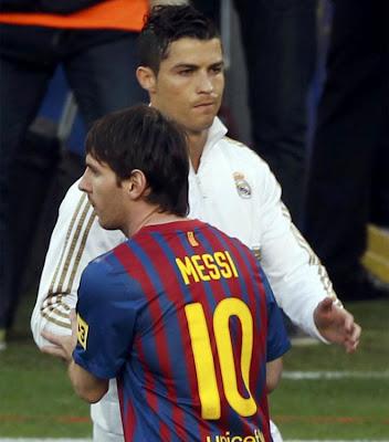¿Existe una rivalidad entre Messi y Cristiano?