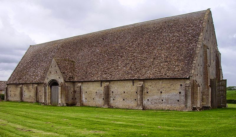 Great Coxwell Tithe Barn