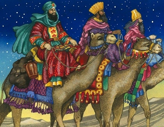Tarjetas Día de Reyes Rio Tarjetas de Reyes Magos 2017