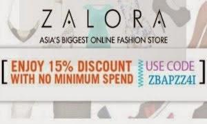 [ZBAPZZ4I] GET 15% DISCOUNT @ZALORA
