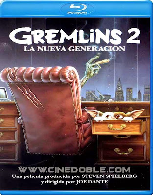 gremlins 2 1990 1080p latino Gremlins 2 (1990) 1080p Latino