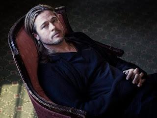 Brad Pitt banned from China