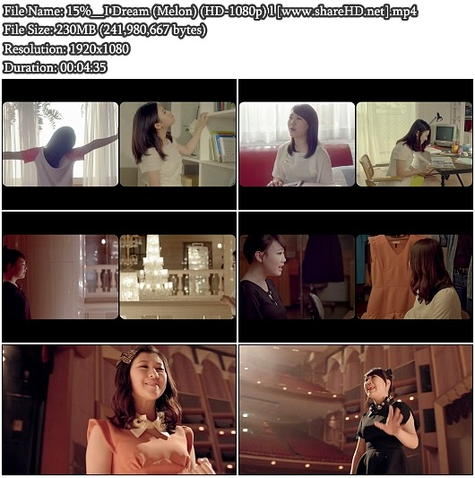Download MV 15% - I Dream (Melon Full HD 1080p)