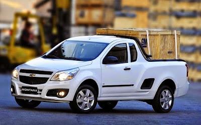 Chevrolet Montana 2015 Preço Consumo Opiniões Seguro