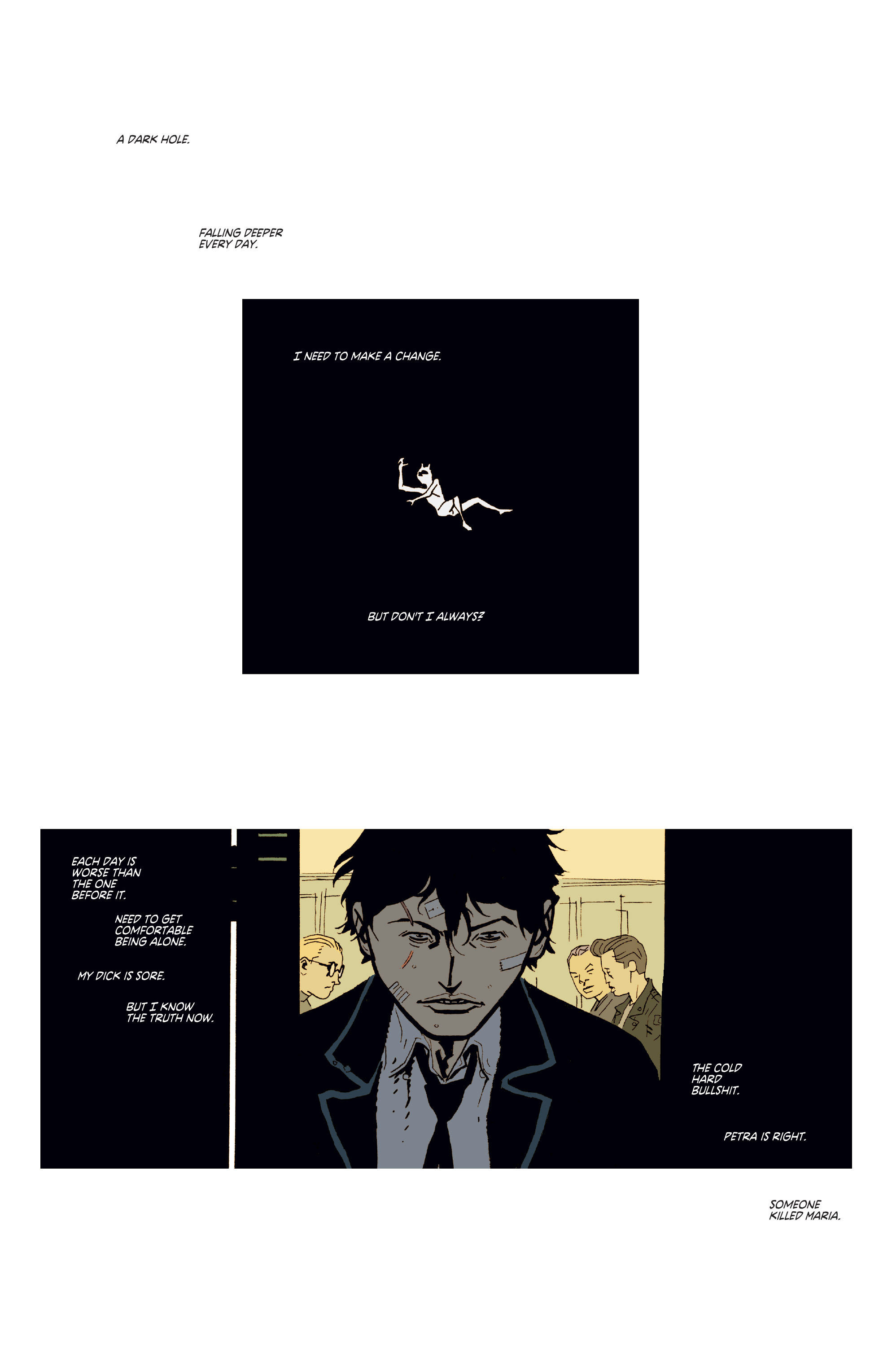 Read online Deadly Class comic -  Issue # _TPB 3 - 68
