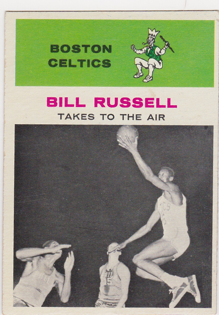 Bill Russell | just b.CAUSE