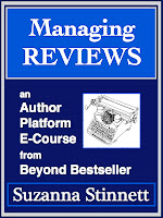 cover for the e-course called Managing Reviews