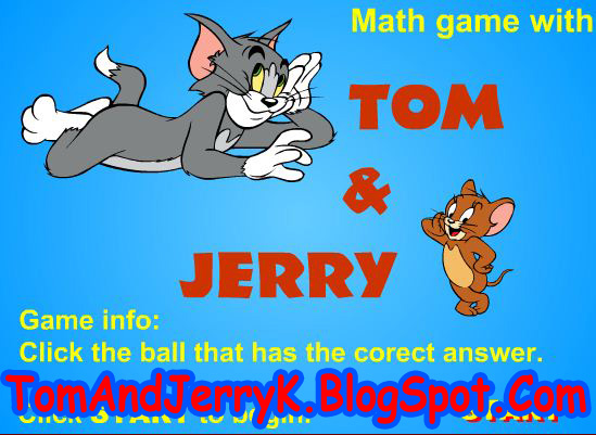 tom jerry online games