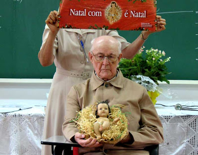 E se foi padre Fabiano Kachel...