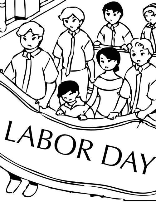 Free Printable Labor Day Pictures