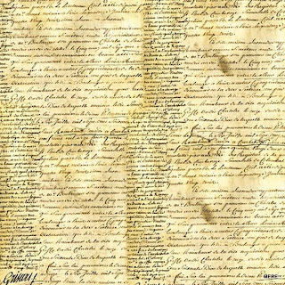 Texto antiguo manucristo