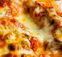 ... Slow Cooker Salsa Chicken Recipe with Lime and Melted Mozzarella