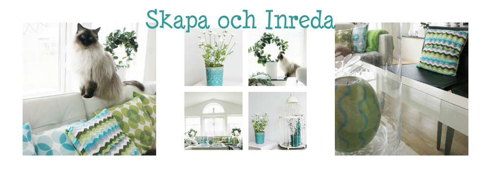 Skapa och Inreda