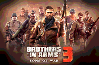 Brothers in Arms 3 APK DATA + MOD