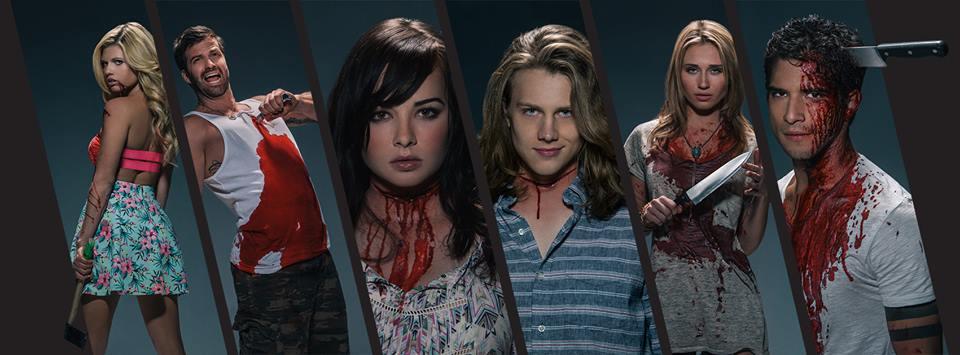 Nova promo de Scream mata celebridades da MTV, veja também imagens dos mortos