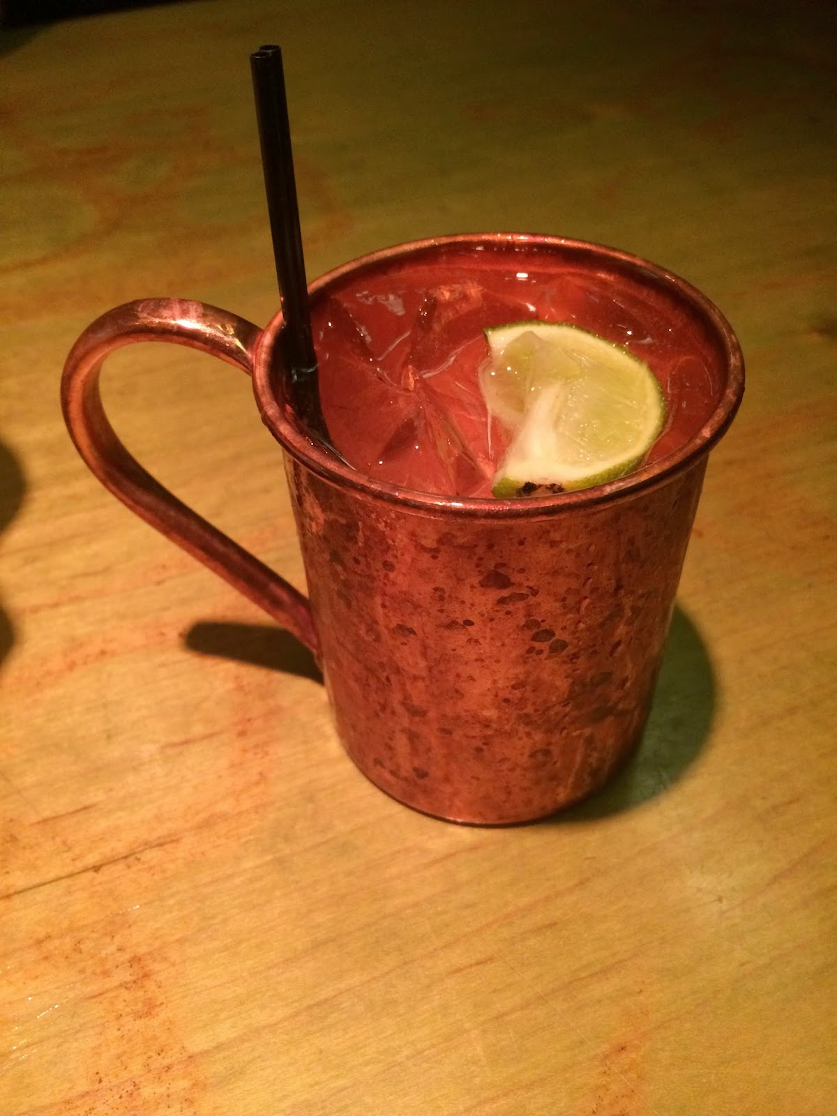 Doeblerghini Bunch:  Around Here Update - Moscow Mule