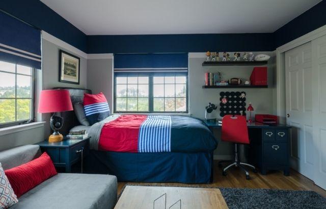10 lindas habitaciones para adolescentes modernos for Habitaciones juveniles modernas