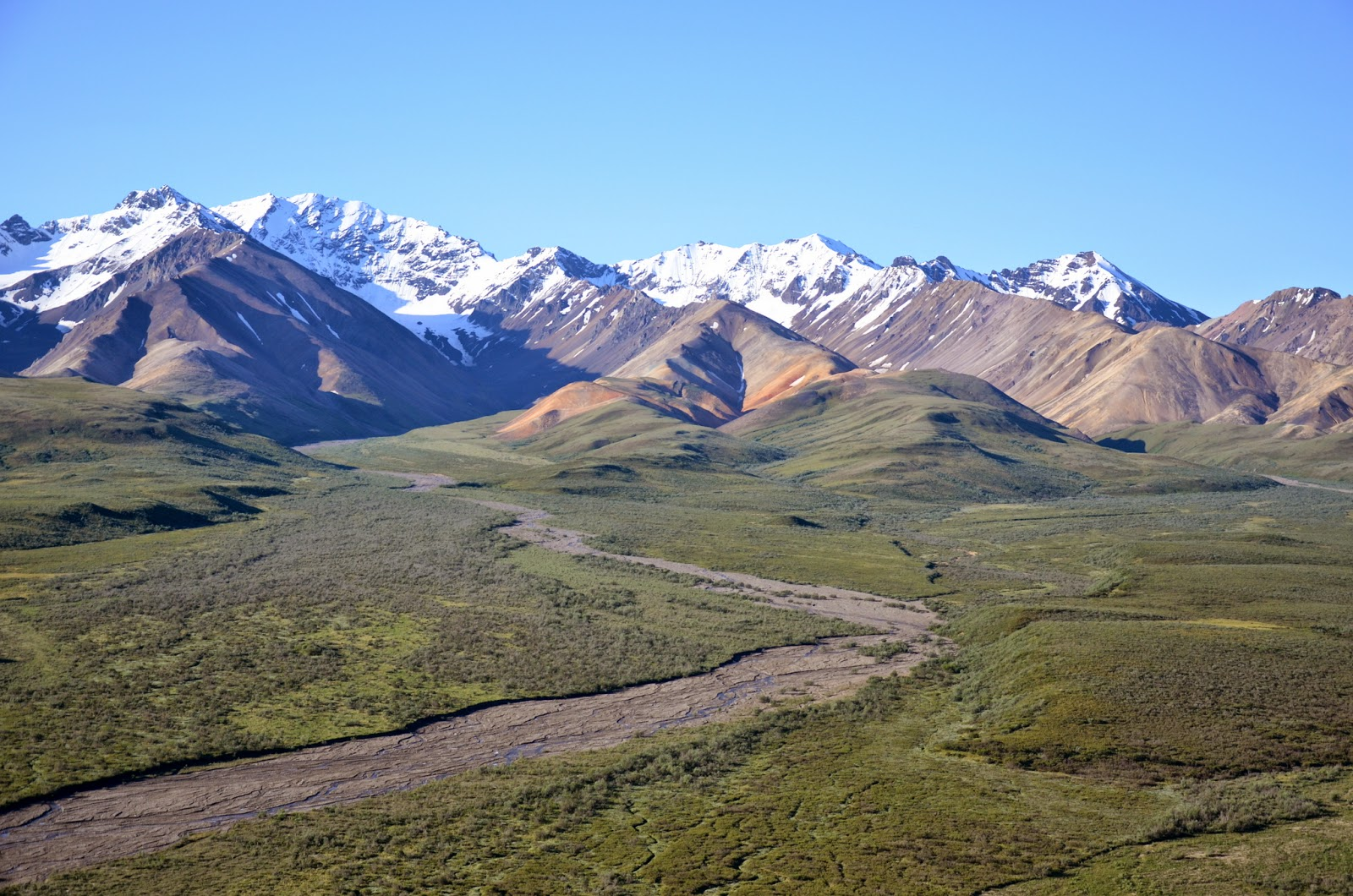 Wonderful Mountains