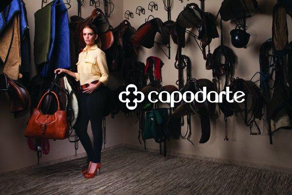 Campanha de calçados outono inverno 2012 da Capodarte