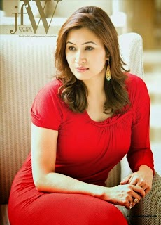 Jwala Gutta Spicy JFW Magazine Photo Shoot